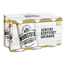 WOODSTOCK ZERO 7% 6PK CANS 330ML - THIRSTY LIQUOR HILLCREST