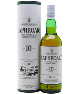 LAPHROAIG 10 YEAR OLD 700ML - Thirsty Liquor Hillcrest