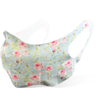 Pink Flowers pattern Mask with OEKO TEX® Cloth