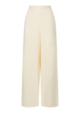APRILLA TROUSERS IN CREME TENCEL™