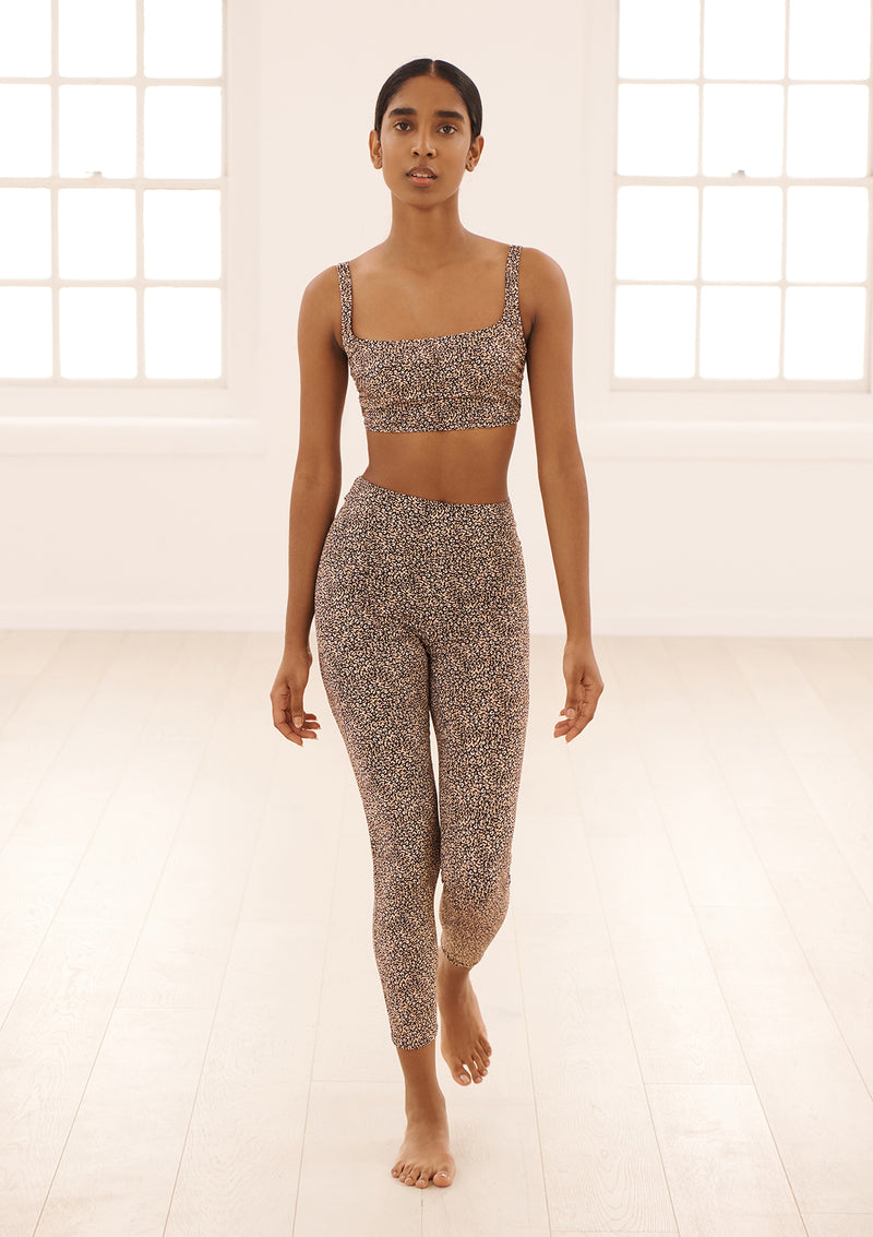 LUNA LEGGINGS IN ECONYL® - COSMOS