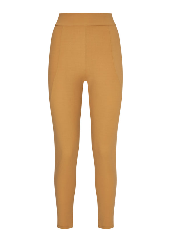 LUNA LEGGINGS IN ECONYL® - SAND