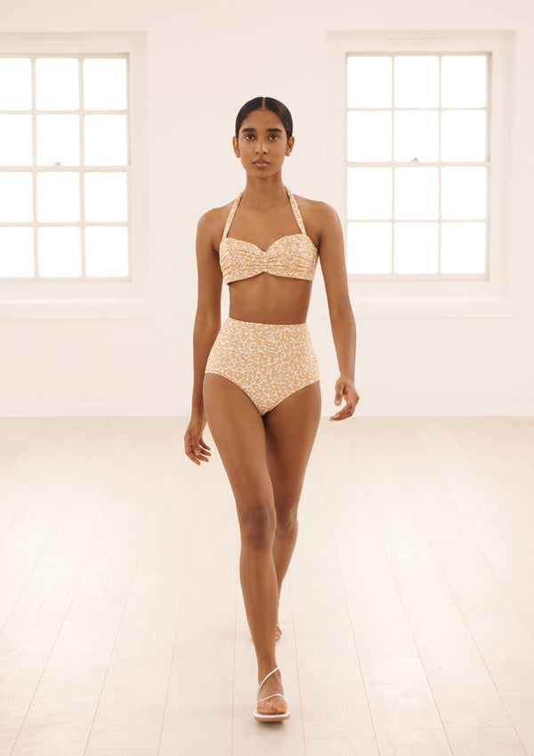 MILO BOTTOMS IN ECONYL® - DOTTY SAND