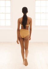 YASMEEN BOTTOMS IN ECONYL® - SAND
