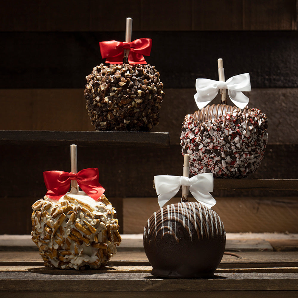 Gourmet Chocolate Apples