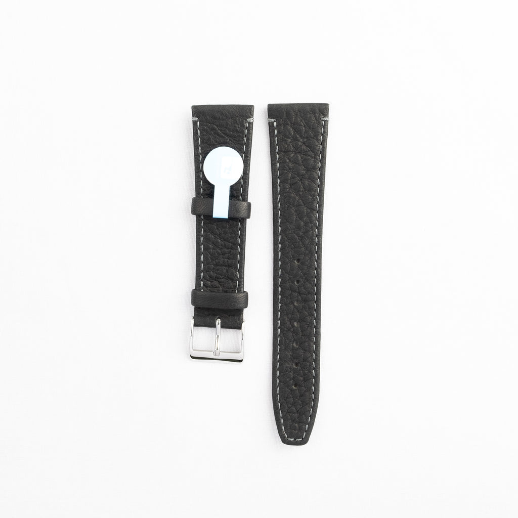 Soft Slim Waterproof Leather Strap