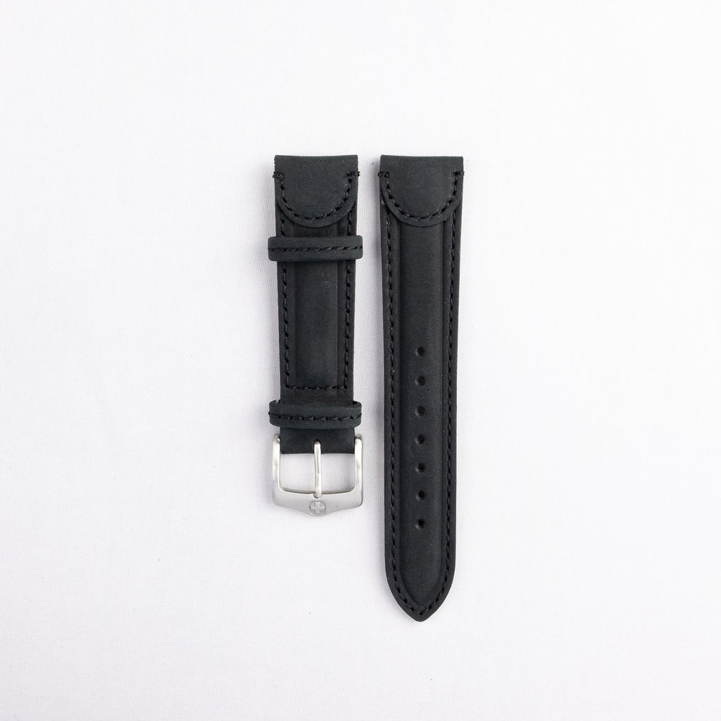 Stitched Suede Leather Strap (also in LONG size)