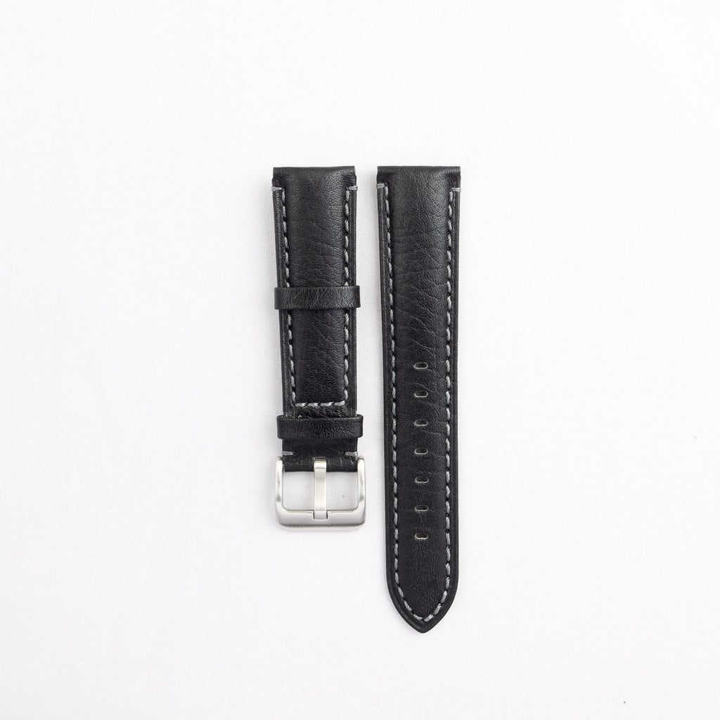 Camel Grain Leather Strap
