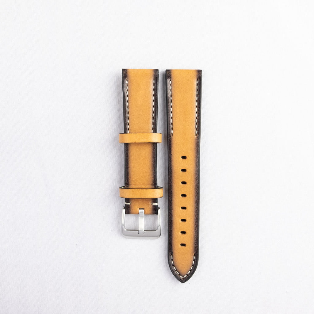 Hand Painted Leather Strap