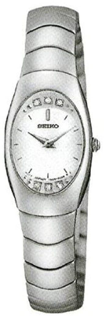 Seiko Ladies' Watch White