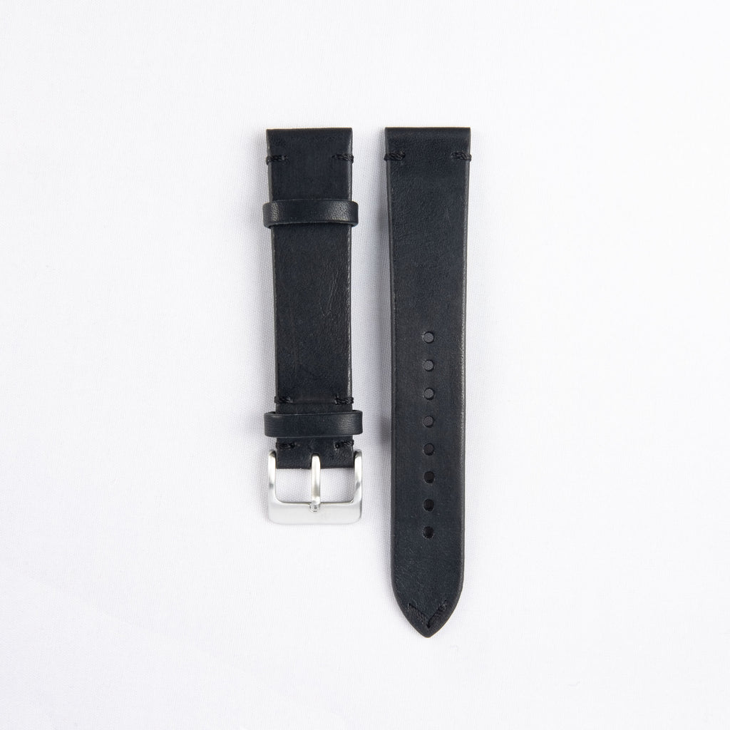 Vintage Leather Strap with Stitching