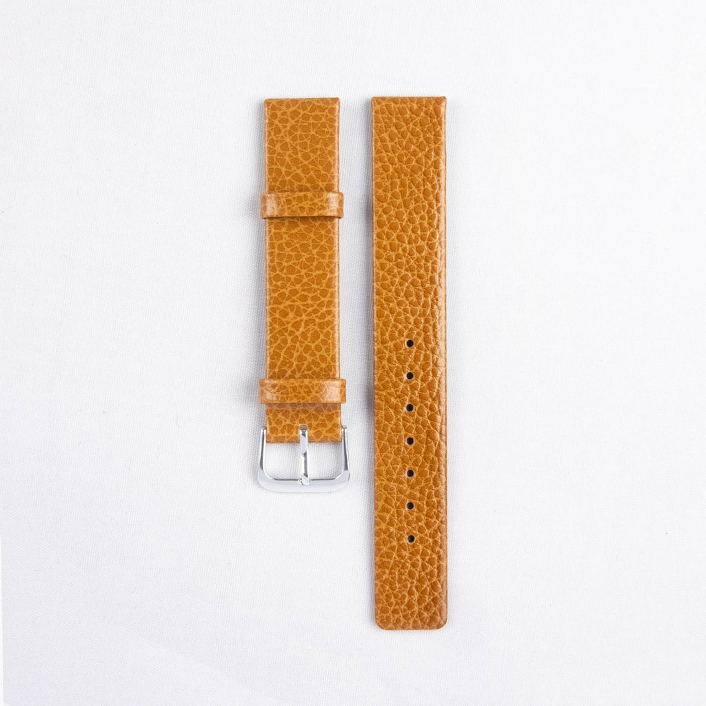 Flat Calf Leather Strap