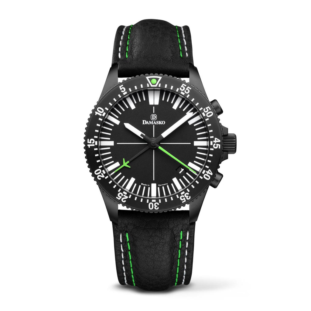 DAMASKO DC86 Green Black
