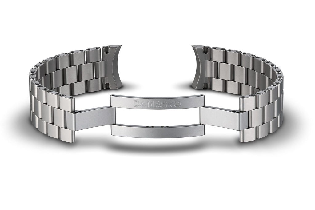 DAMASKO BRACELET, UBOOT STEEL for DS Models