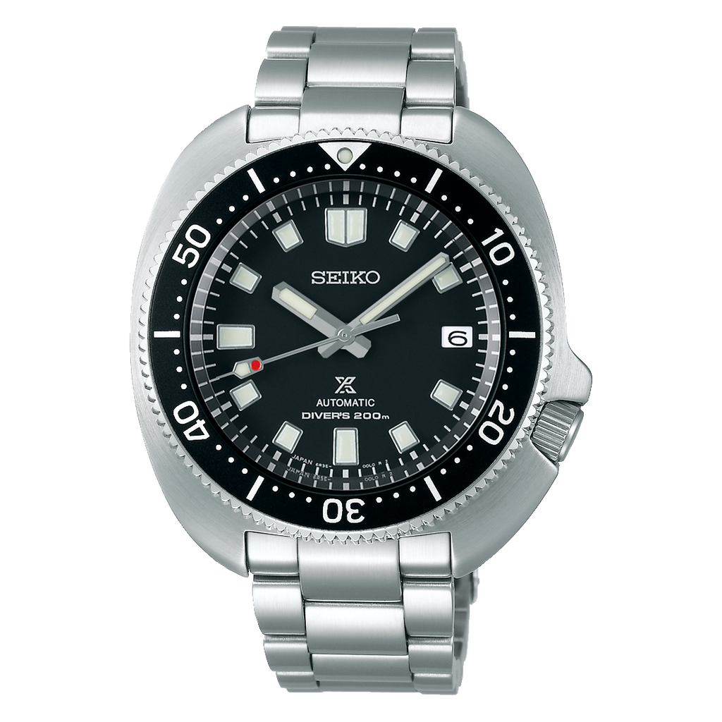 "Seiko Prospex ""Captain Willard"" Black"