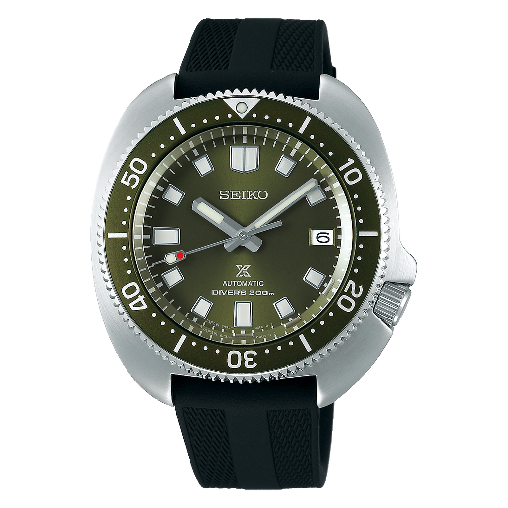 "Seiko Prospex ""Captain Willard"" Green"