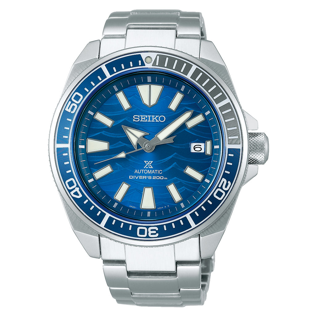 "Seiko Prospex ""Save the Ocean"" Samurai"
