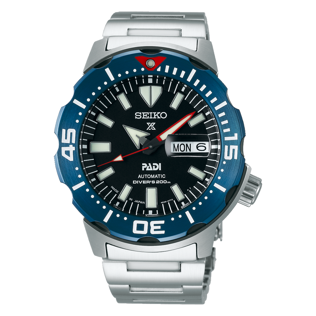 Seiko Prospex Monster PADI