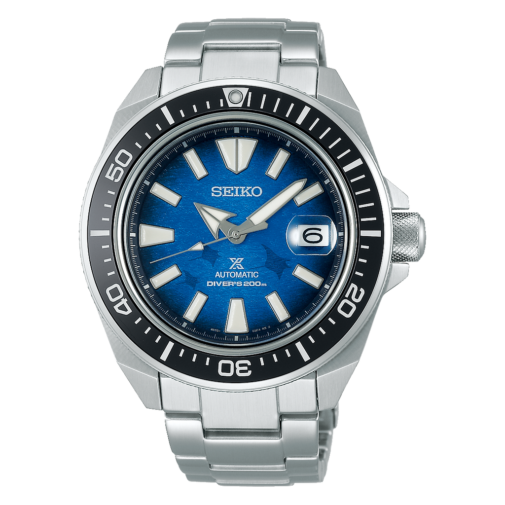"Seiko Prospex King Samurai ""Save the Ocean Manta Ray Dial"""