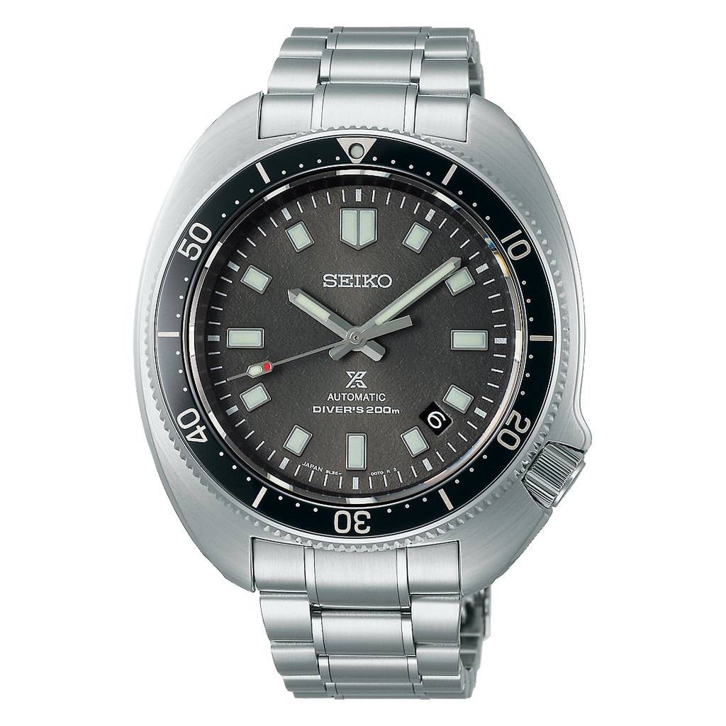 "Seiko Prospex Re-Creation ""Captain Willard"" Grey"