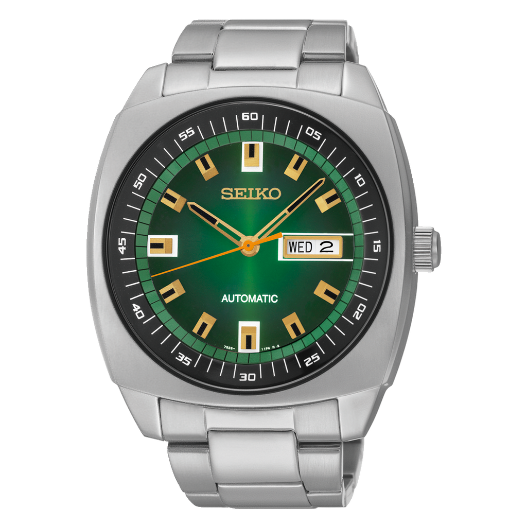 Seiko Recraft Green