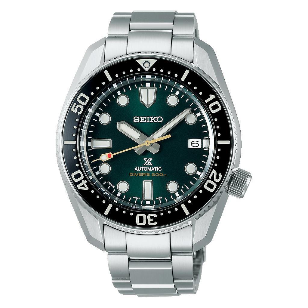Seiko Prospex 1968 Modern Re-interpretation mm200 Green Dial L/E