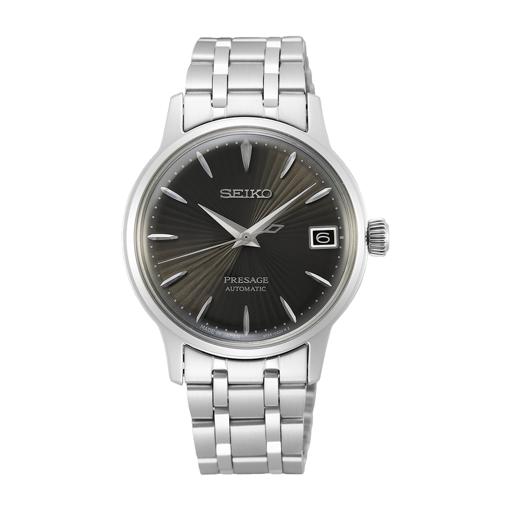 Seiko Presage Ladies Cocktail Time Graphite