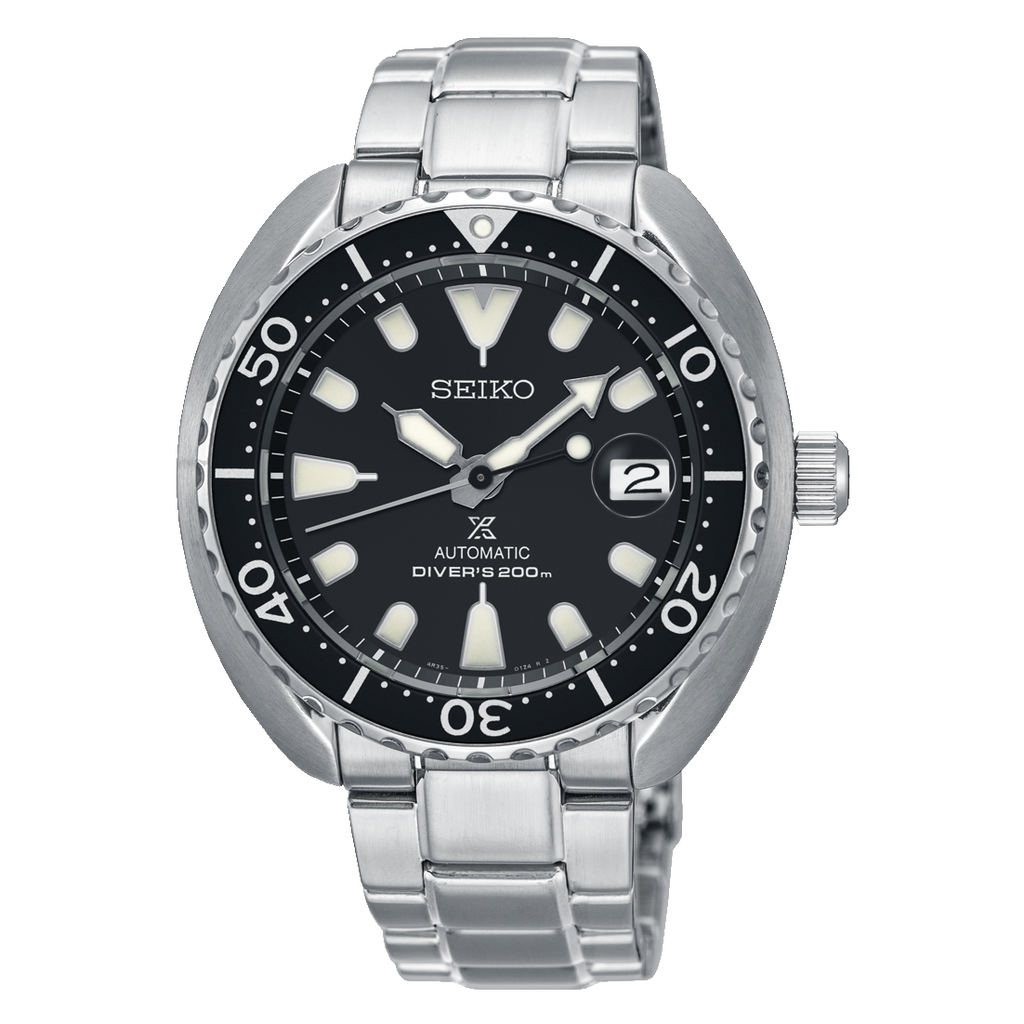 Seiko Prospex Mini Turtle Black