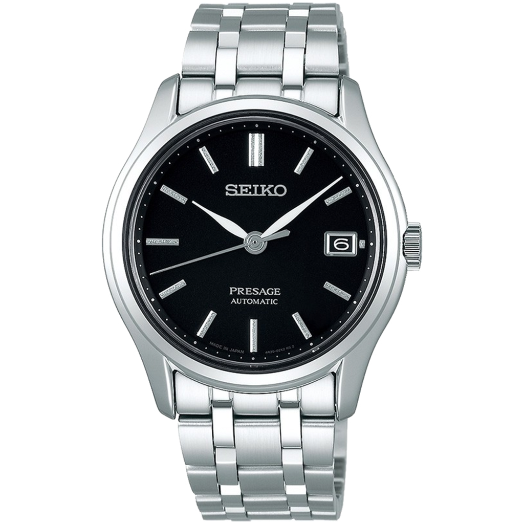 Seiko Presage with Sapphire Crystal 38mm