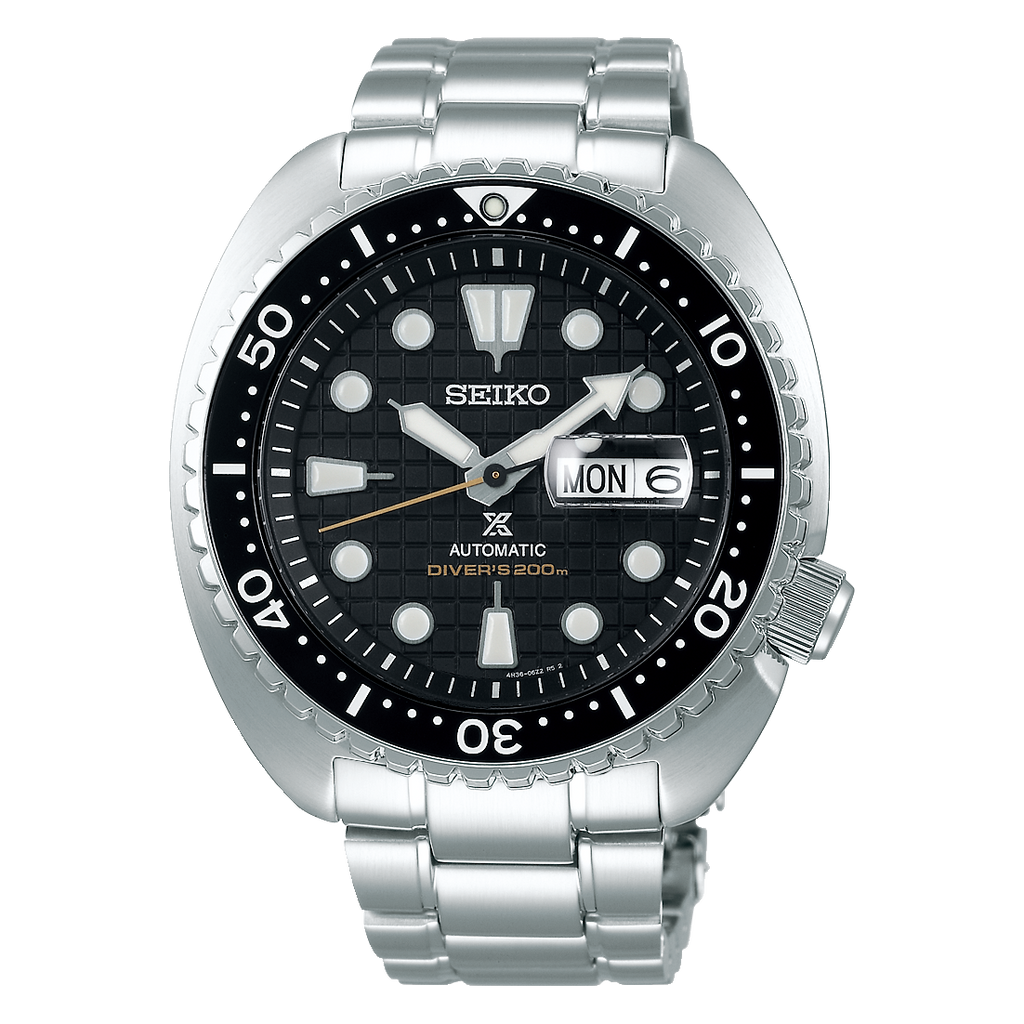 Seiko Prospex King Turtle Black