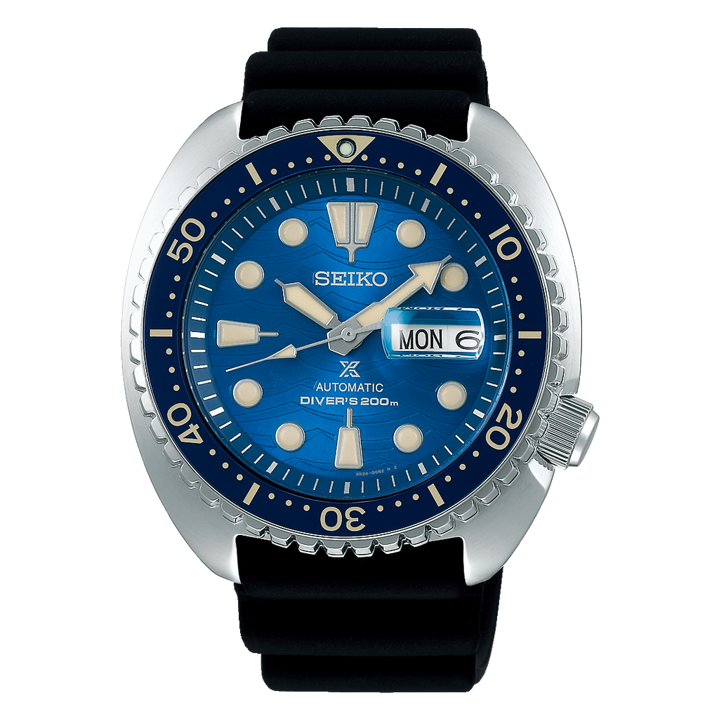 Seiko Prospex Save the Ocean King Turtle