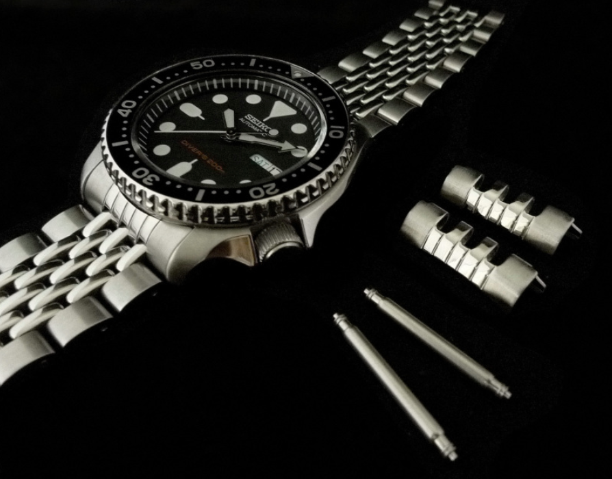 Uncle Seiko Beads of Rice Bracelet for SKX/SRPD/5KX
