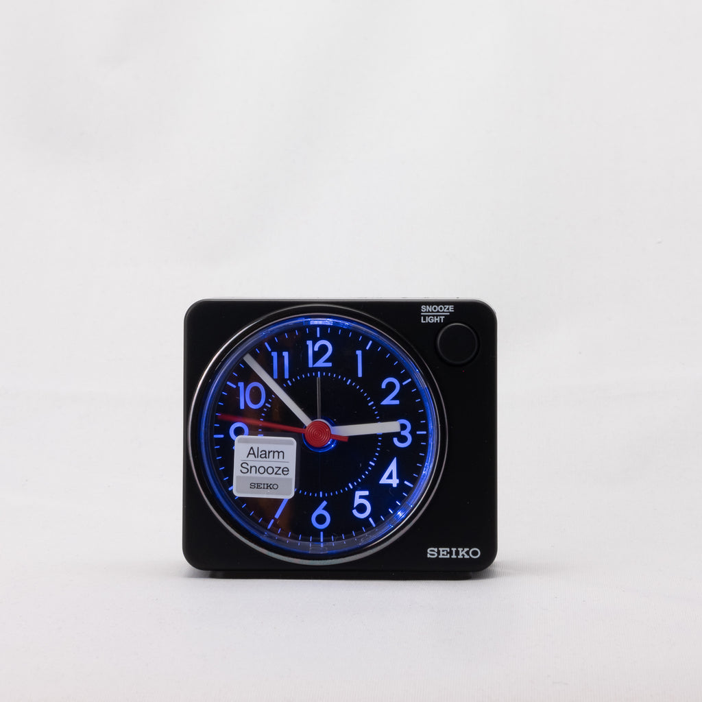 Seiko QHE100 Travel Alarm Clock