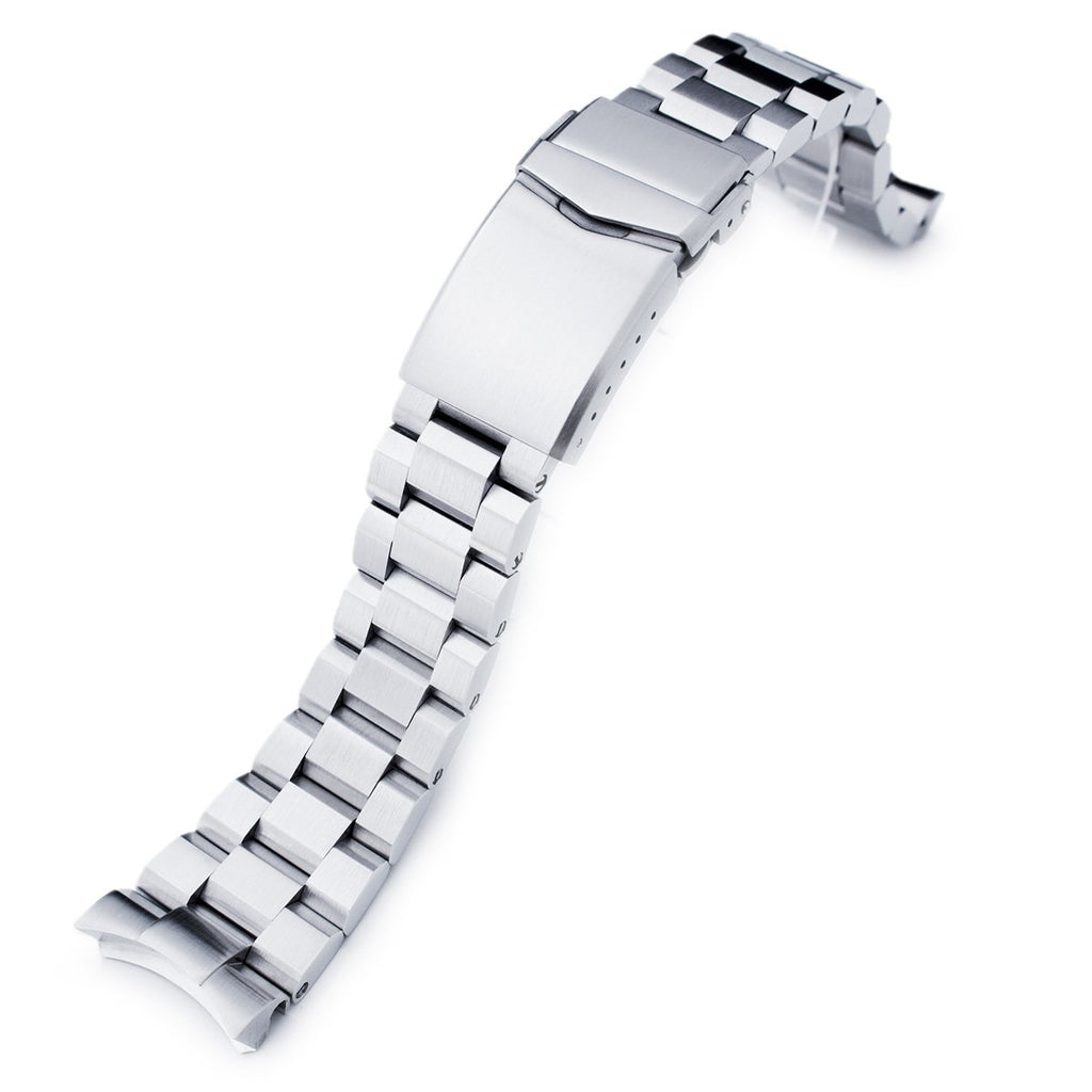 Hexad 316L Stainless Steel Watch Band for Seiko SKX007
