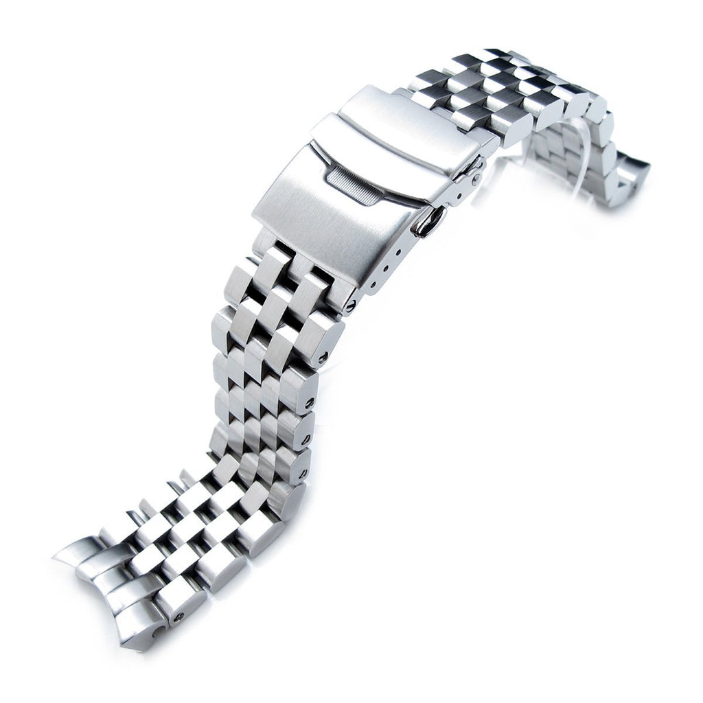 SUPER Engineer Type II Stainless Steel Curved End for SEIKO SKX007