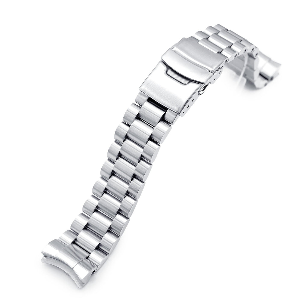 Endmill watch band for SEIKO Sumo