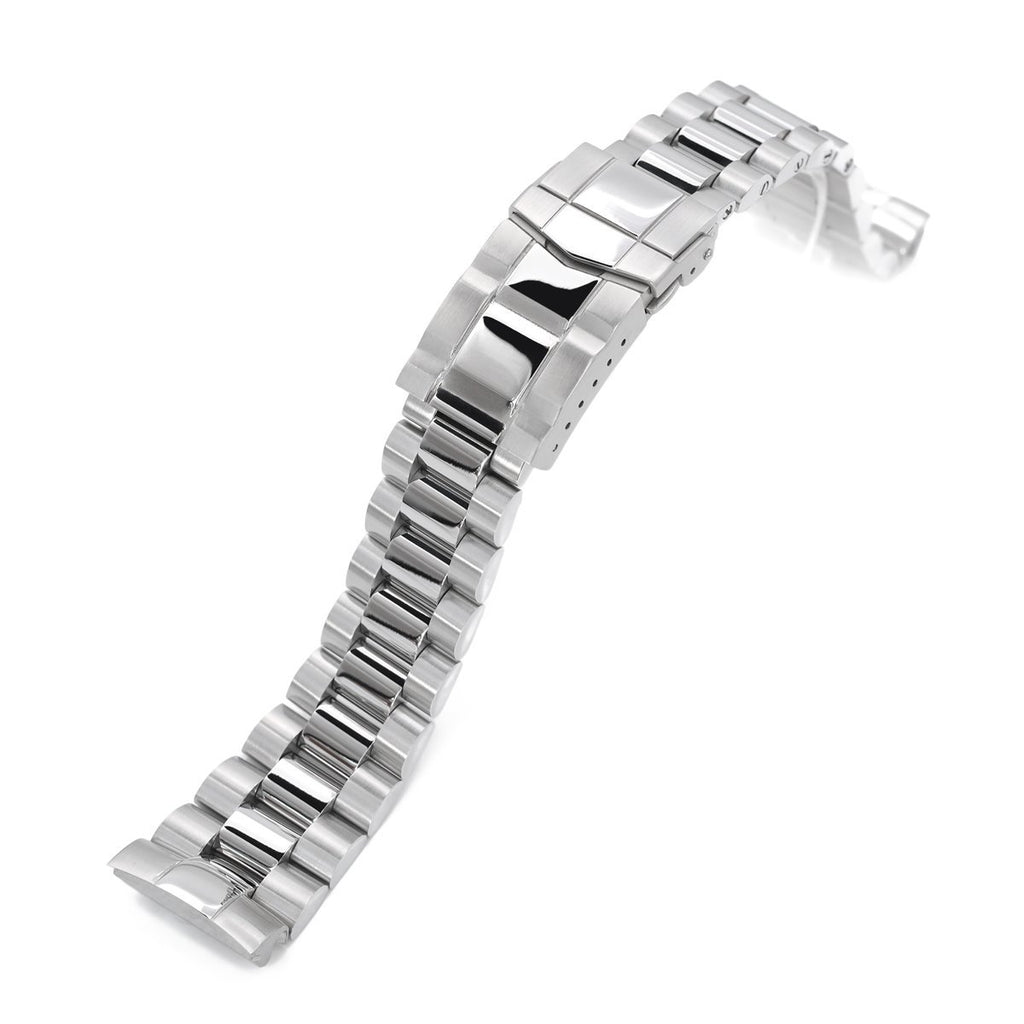 Endmill Stainless Steel Watch Bracelet for Seiko New Turtles SRP777
