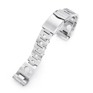 Rollball 316L Stainless Steel Watch Bracelet for Seiko New Turtle SRP777