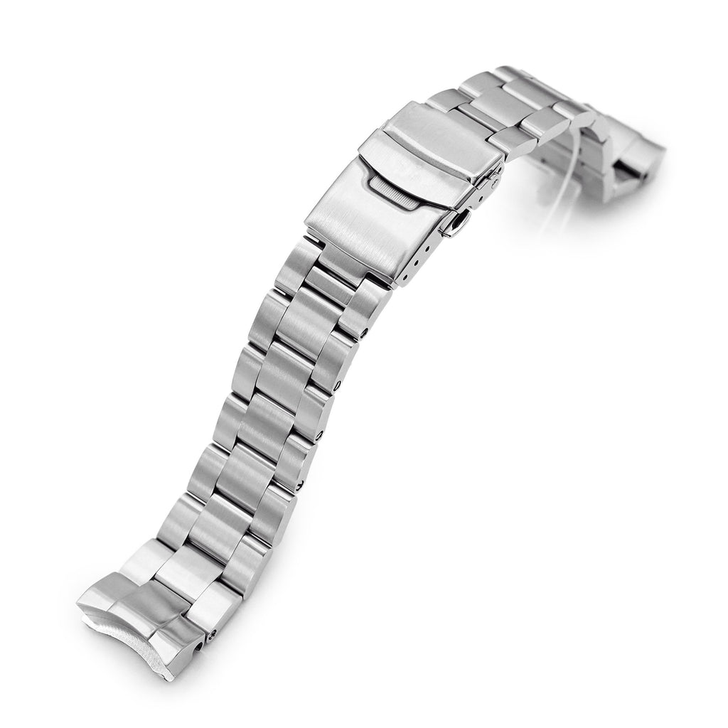 Super-O Boyer Watch Band for Seiko Sumo