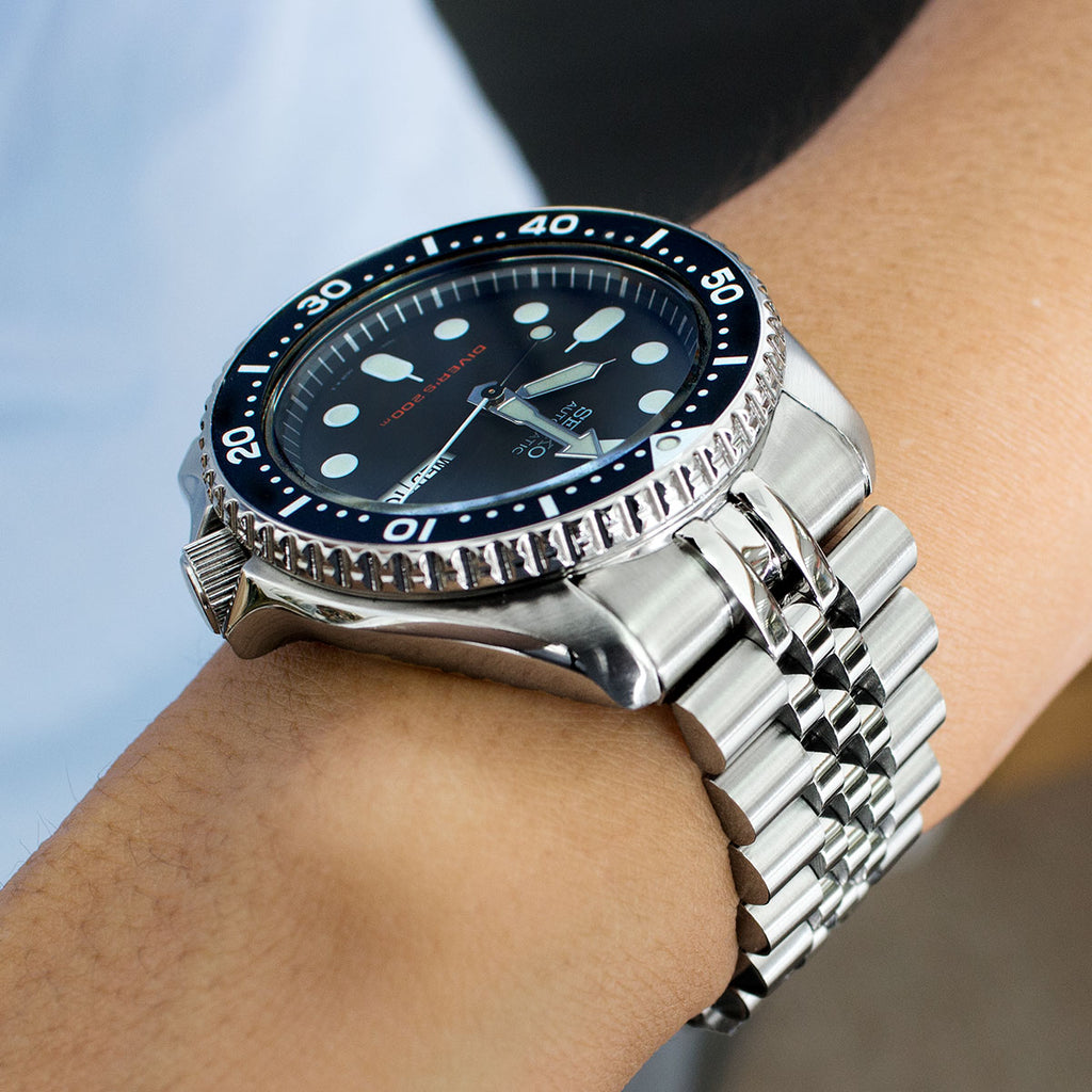 Super-J Louis for Seiko 5 Sports SRPD