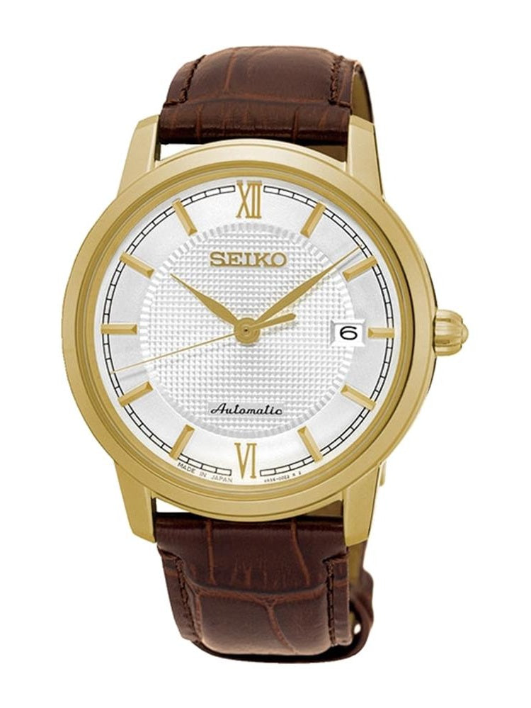 Seiko Automatic Gold Dress Watch
