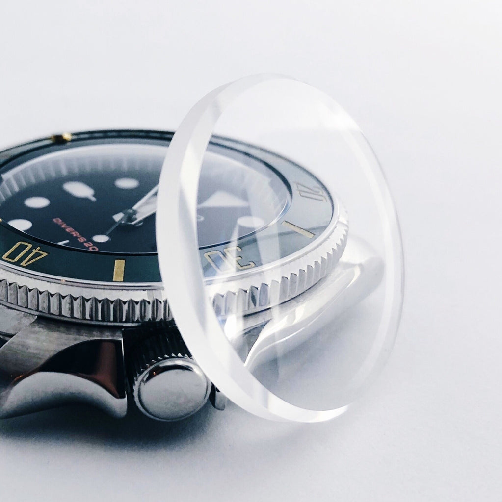 Double Dome Sapphire Crystal for SKX007/SRPD