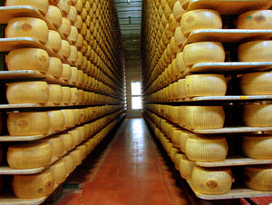 Parmigiano-Reggiano : A Simple Definition and it's uses.