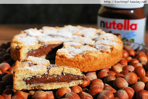 10 Best Nutella Chocolate Recipes in 10 minutes