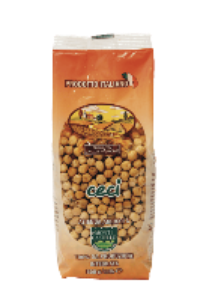 A pack of chickpeas, 500g