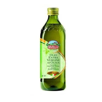 Divella EVOO 1L - 34 oz Glass