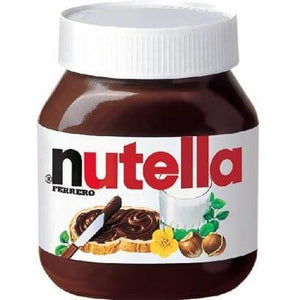 Italian Nutella in glass by Ferrero 12.3 oz