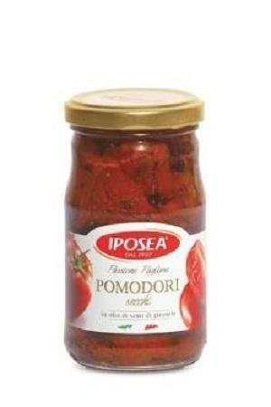 Sun dried tomatoes in OIl (31 grams) By Iposea – 11 oz