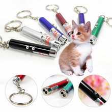 Load image into Gallery viewer, Laser funny cat stick New Cool Red Laser Pointer Play Childrens Play Cat Toy For Cats Pointer Pen Interactive Toy