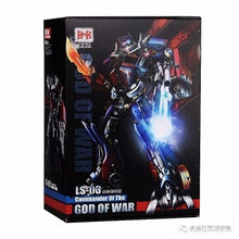 Load image into Gallery viewer, Black Mamba BMB LS03 MPM04 Transformation Movie Anime Figure Model Deformable Car OP Commander OverSize 32cm Toy For Child